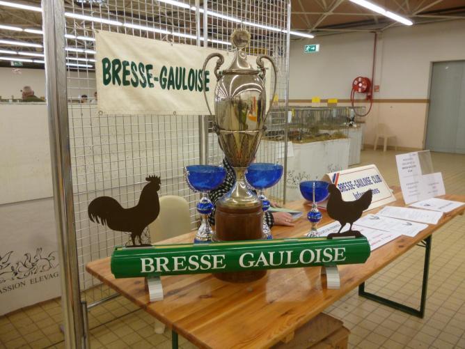 stand Bresse-Gauloise