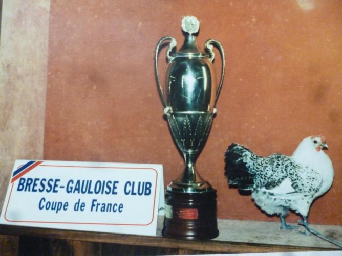 coupe de France du Bresse-Gauloise Club