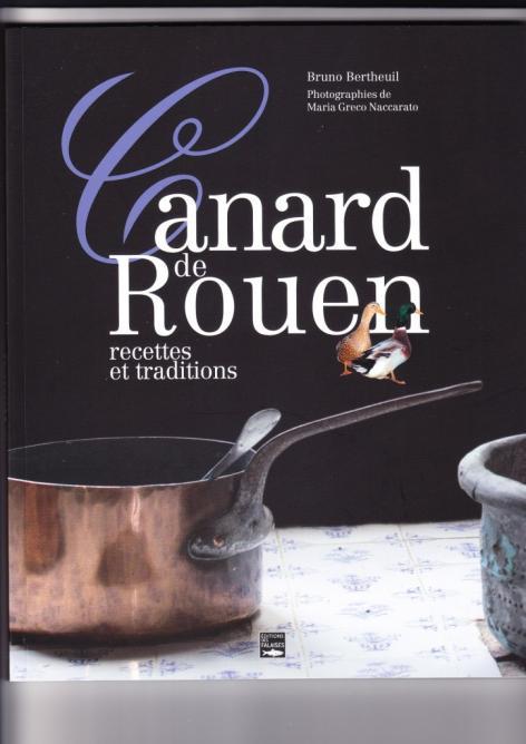 Canard rouen recettes bis